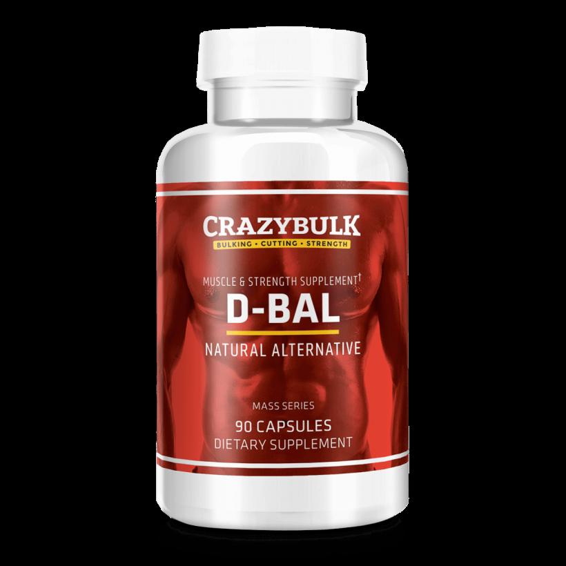 D-Bal Dianabol por CrazyBulk revisión – Beneficios y efectos secundarios