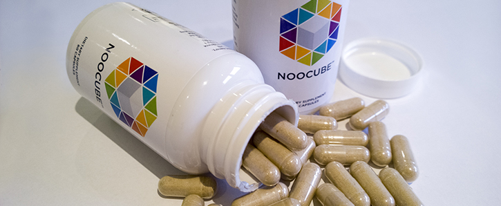 NooCube Review - Brain supplement med højeste kvalitet nootrope Ingredienser