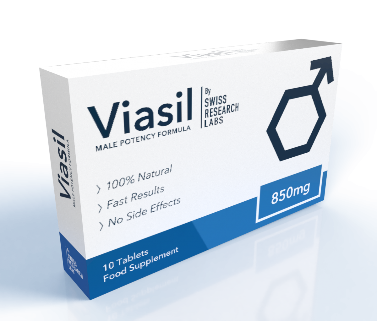 Viasil Review [2020] – The Ultimate Pill Against Erectile Dysfunction?