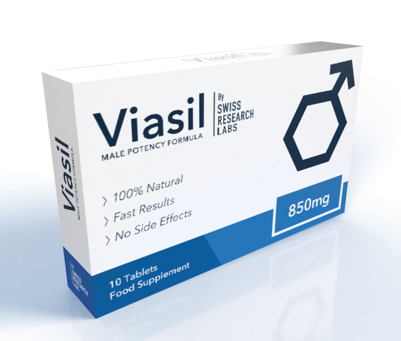 Viasil Review – Best erectiestoornissen Supplement?