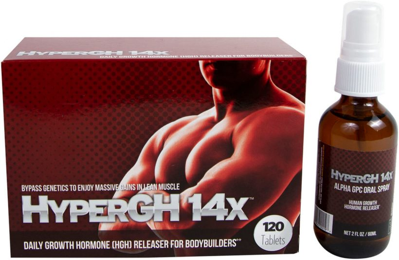 HyperGH 14X recensie-Best Bodybuilding Supplement of enkel Scam