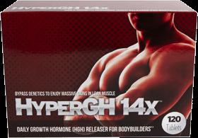 Den Uvildige HyperGH 14X Review: Er dette den bedste naturlige HGH Booster Around?