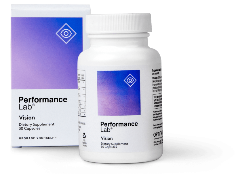 Performance Lab Vision Review – Die Nummer 1 der Vision-Supplement?