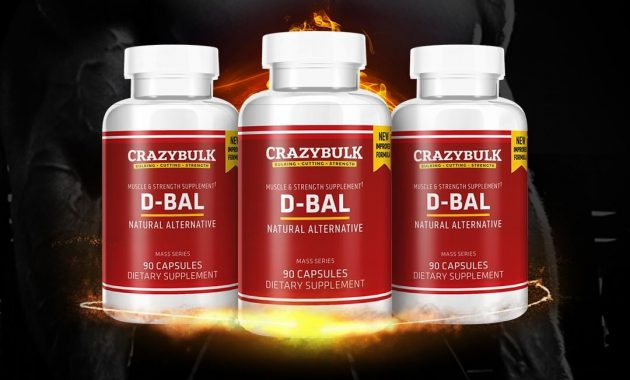 Crazy Bulk DBal Review och resultat – Legal Steroid Alternativ till Dianabol